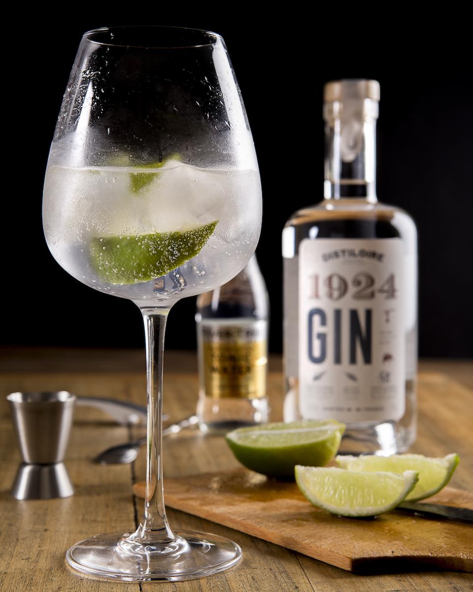 Gin 1924 & Tonic - Distiloire