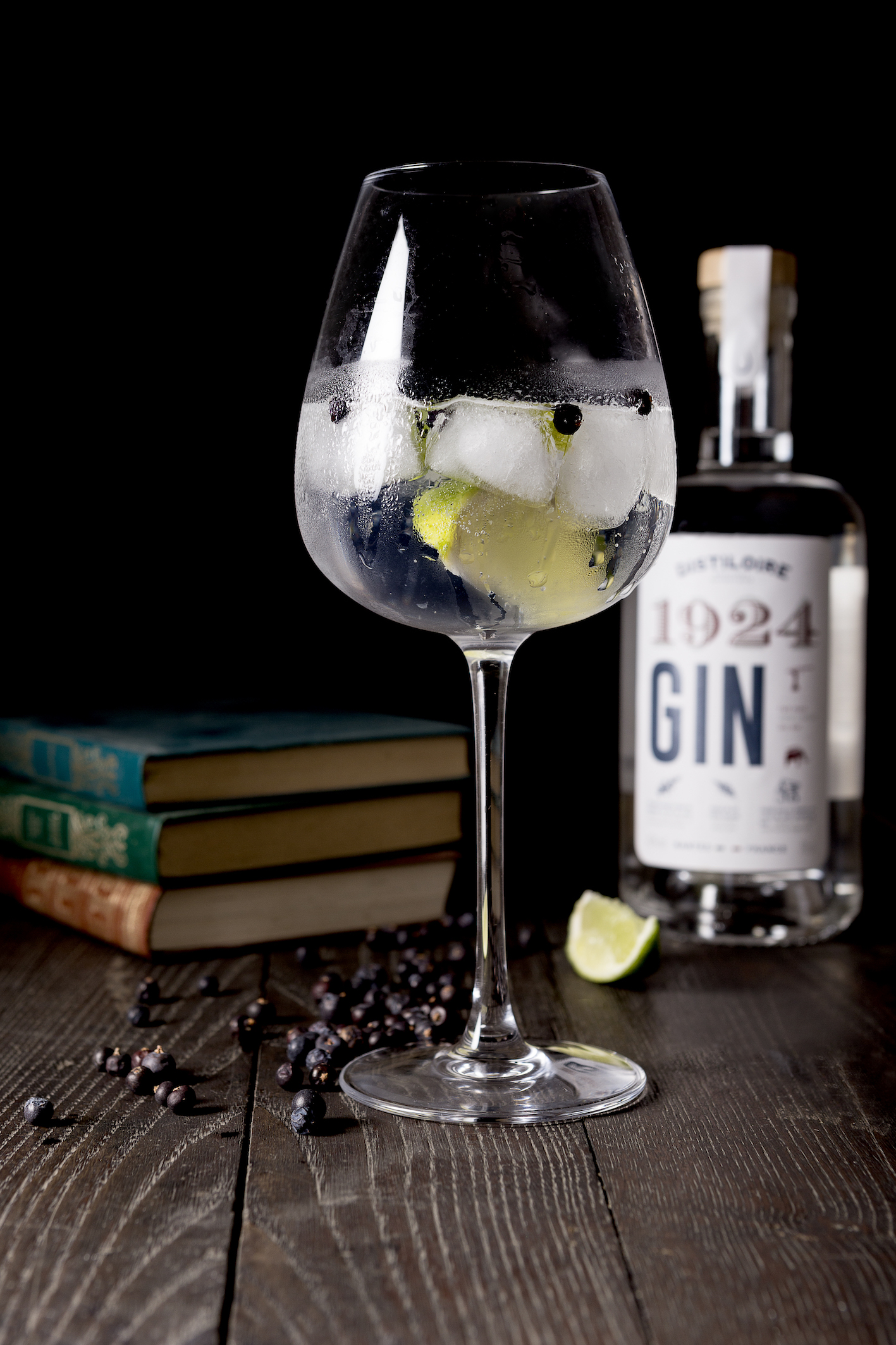 Gin Tonic 1924 Distiloire
