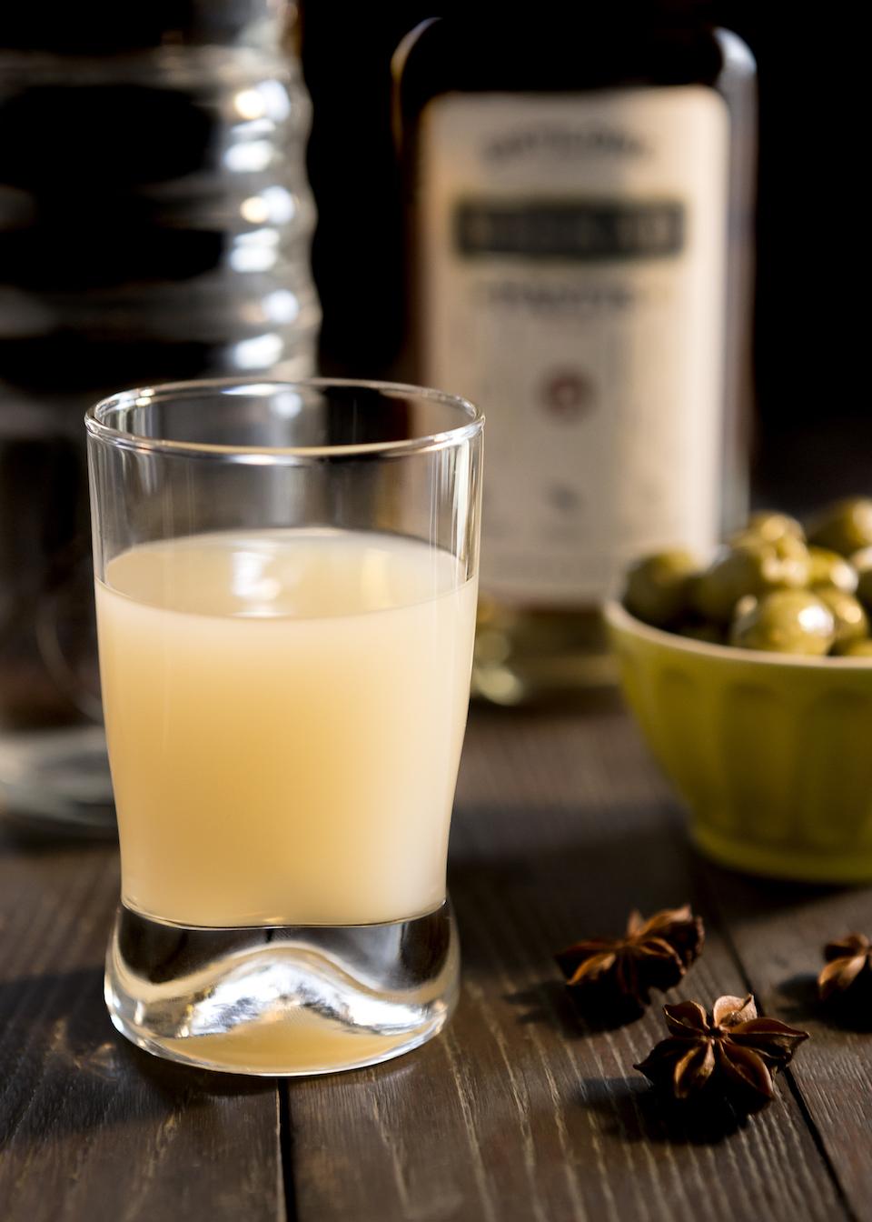 Verre de Pastis Meskad Distiloire